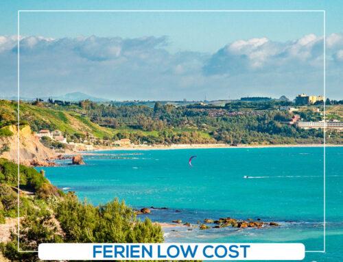 Ferien low cost in Sizilien